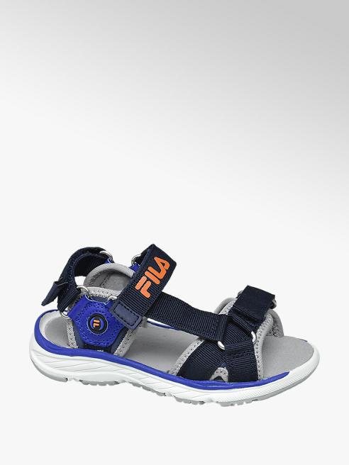 FILA Donkerblauwe sandaal klittenbandsluiting