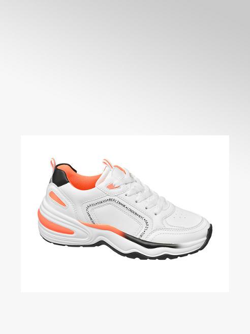 Venice Fehér chunky sneaker