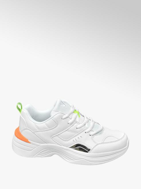 Vty Fehér női chunky sneaker