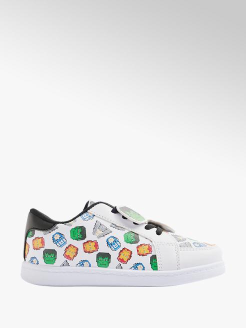Victory Fehér tépőzáras gyerek sneaker