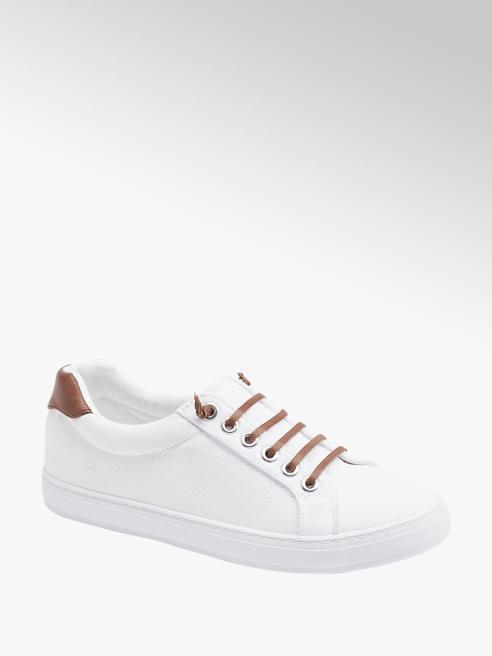Graceland Fehér vászon sneaker