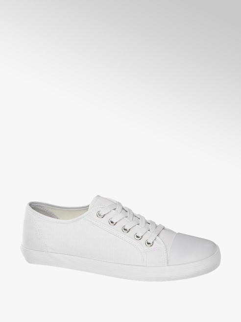 Vty Fehér vászoncipő