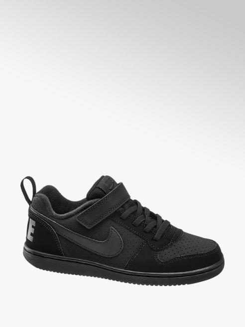 Nike Fekete COURT BOROUGH LOW (PSV) sneaker