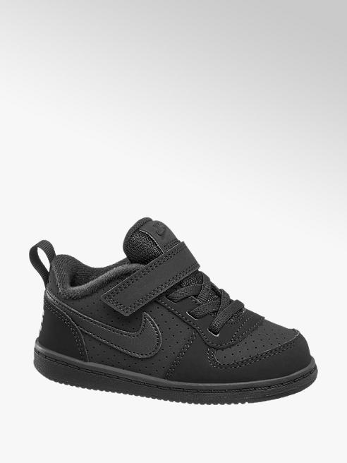 Nike Fekete COURT BOROUGH LOW sneaker