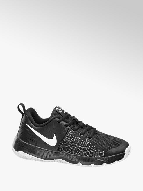 Nike Fekete NIKE TEAM HUSTLE QUICK GS sportcipő