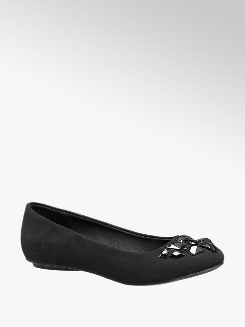 Graceland Fekete balerina