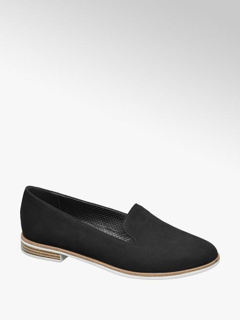 Graceland Fekete loafer