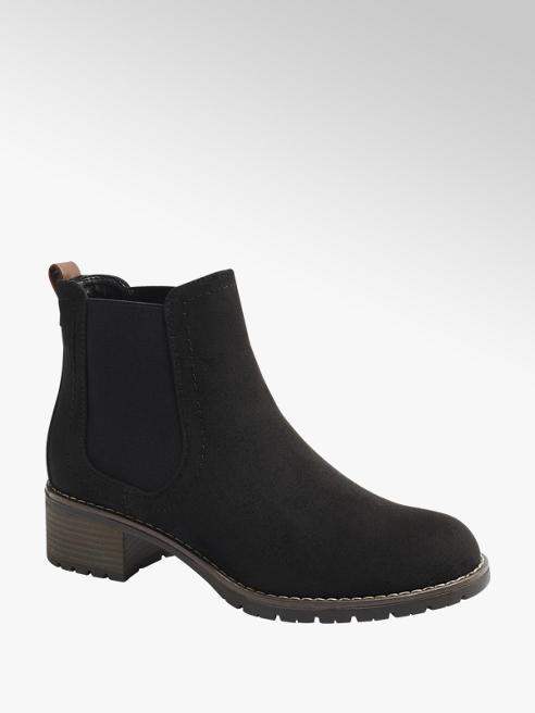 Graceland Fekete női chelsea boot