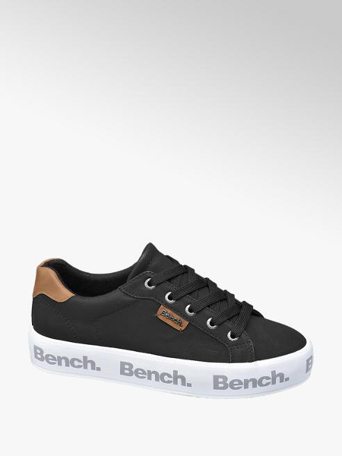 Bench Fekete női platform sneaker