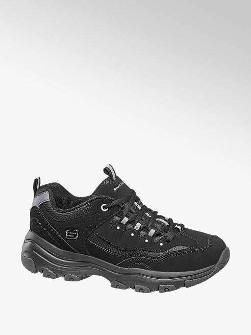 Skechers Fekete sneaker Memory Foammal