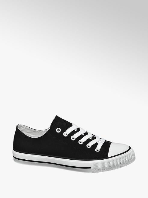 Vty Fekete tornacipő