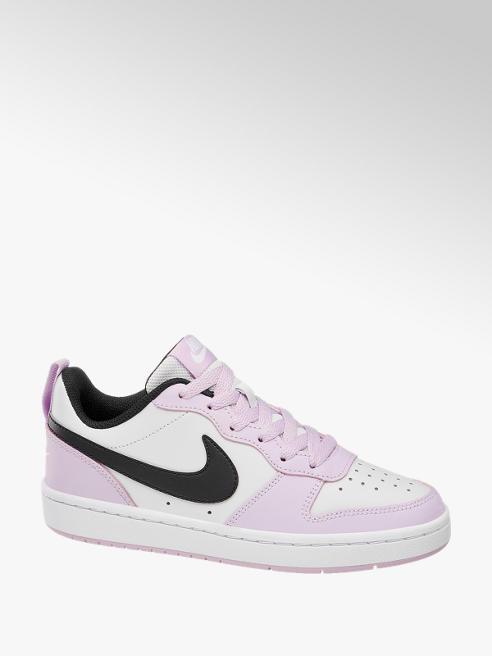 NIKE Fialové tenisky Nike Court Borough 2