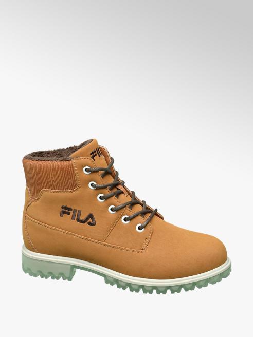 Fila Bruine boot vetersluiting