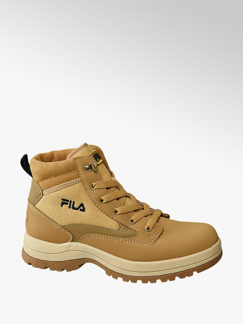 Fila Camel boot vetersluiting