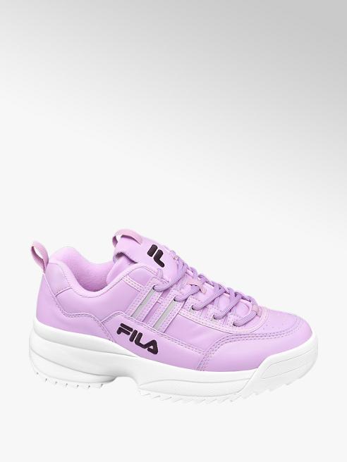 Fila Chunky Sneaker in Lila