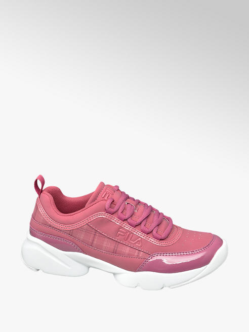 Fila Chunky Sneaker in Pink
