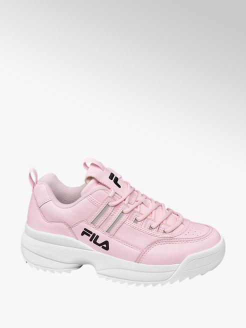 Fila Chunky Sneaker in Rosa