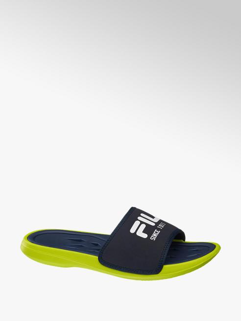 Fila Donkerblauwe slipper
