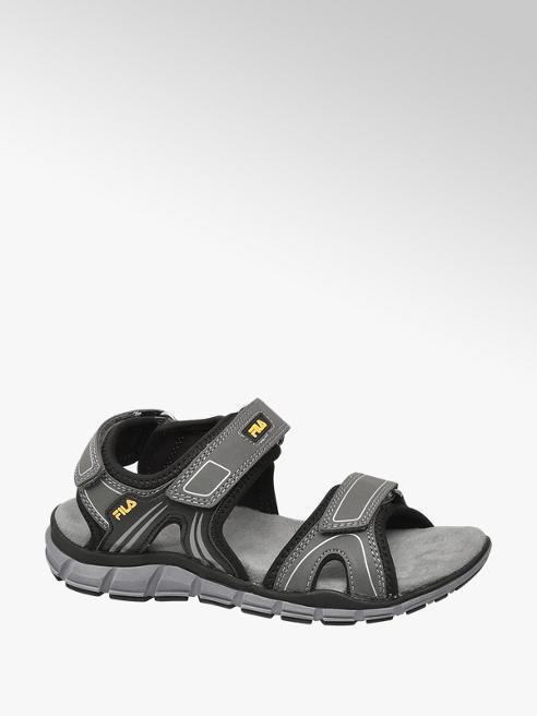 Fila Grijze sandaal klittenbandsluiting