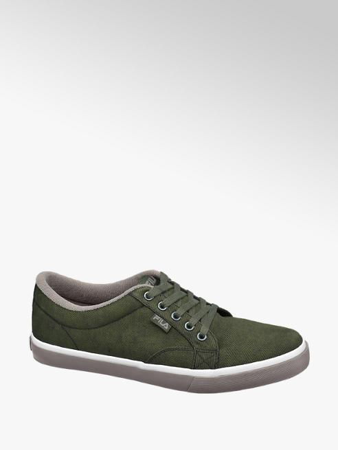Fila Groene sneaker canvas