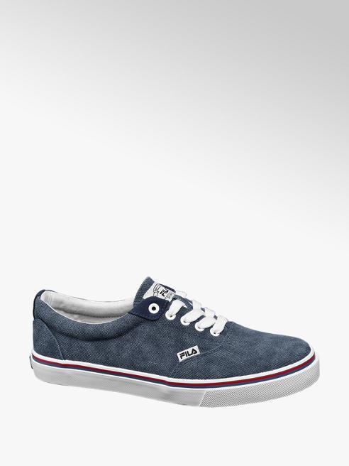 Fila Leinen Sneaker in Blau