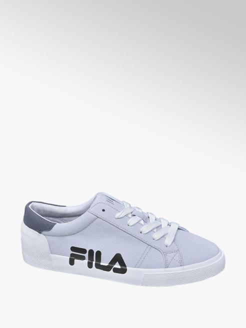 Fila Leinen Sneaker in Hellblau