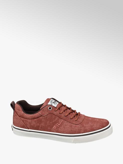 Fila Leinen Sneaker in Rot