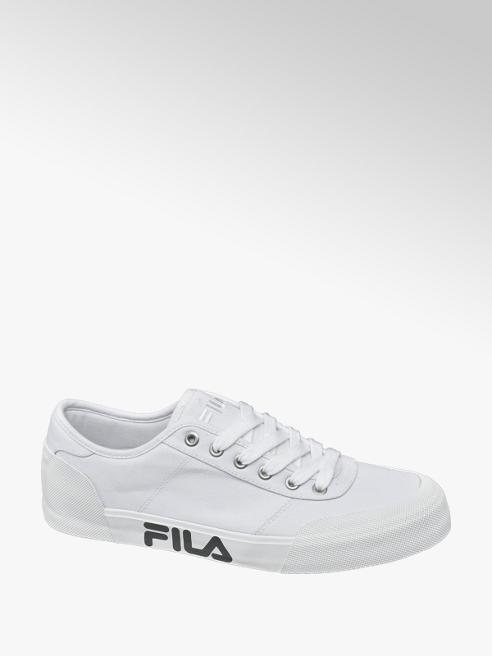 Fila Leinen Sneaker in Weiß