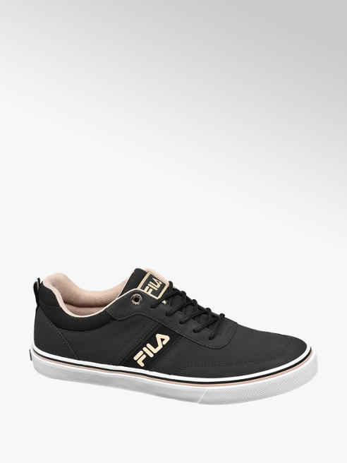 Fila Fila Mens Canvas Trainers