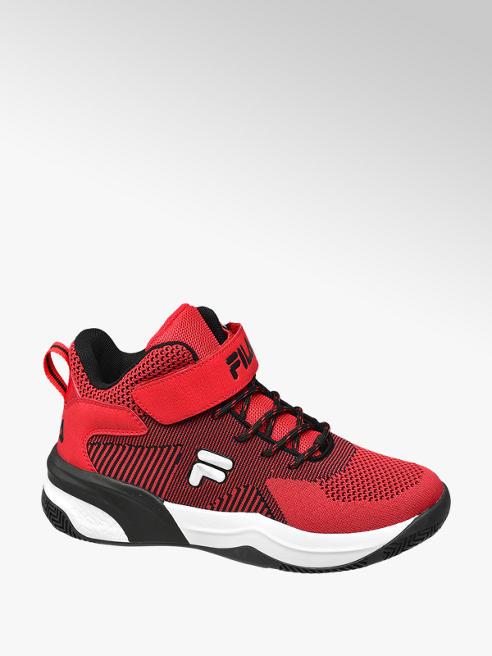 Fila Rode halfhoge sneaker