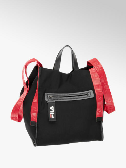 Fila Shopper in Schwarz