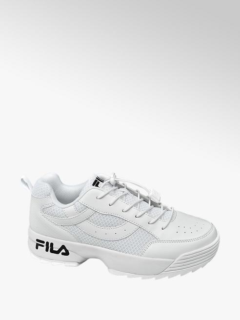 Fila Slip on Sneaker in Weiß