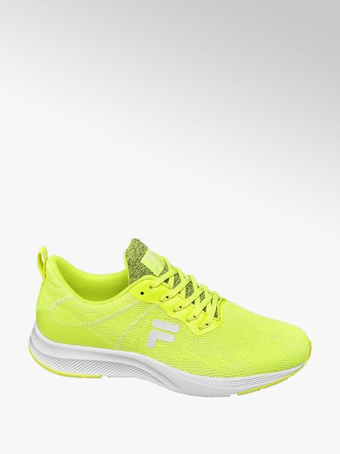 Fila Sneaker HELEN in Neon Gelb