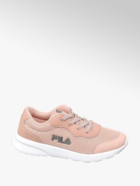 Fila Sneaker in Rosa mit Glitzer Details