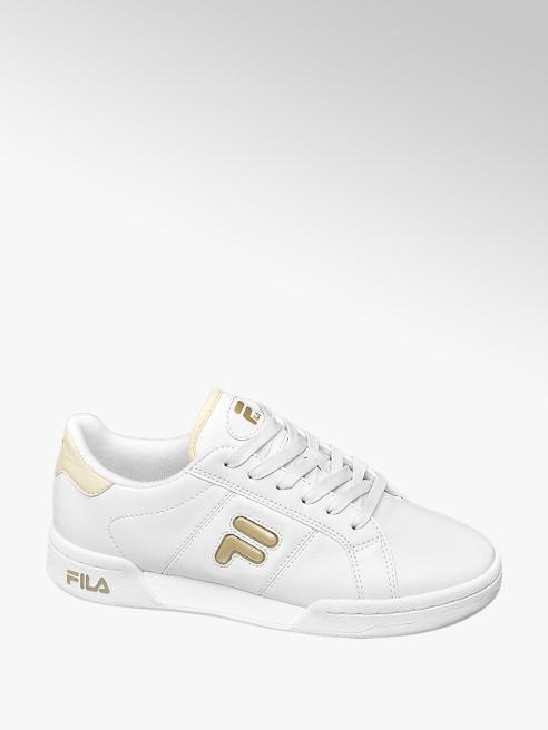 Fila Sneaker in Weiß mit Logo Print