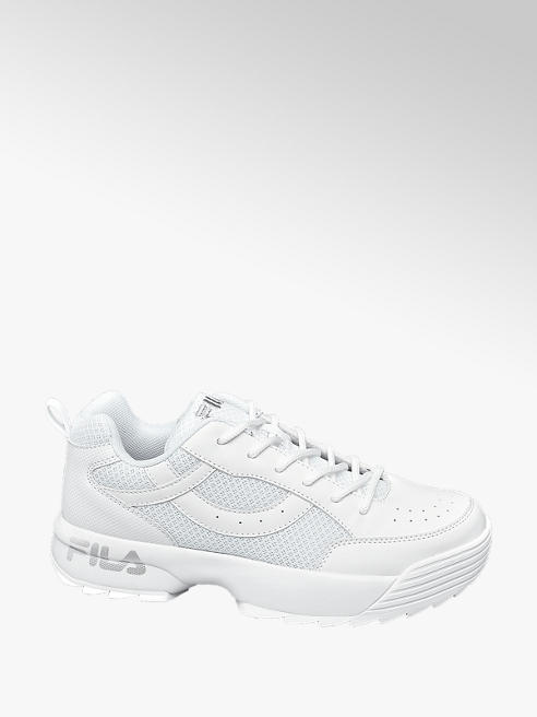 Fila Teen Girls Chunky Fila Lace-up Trainers