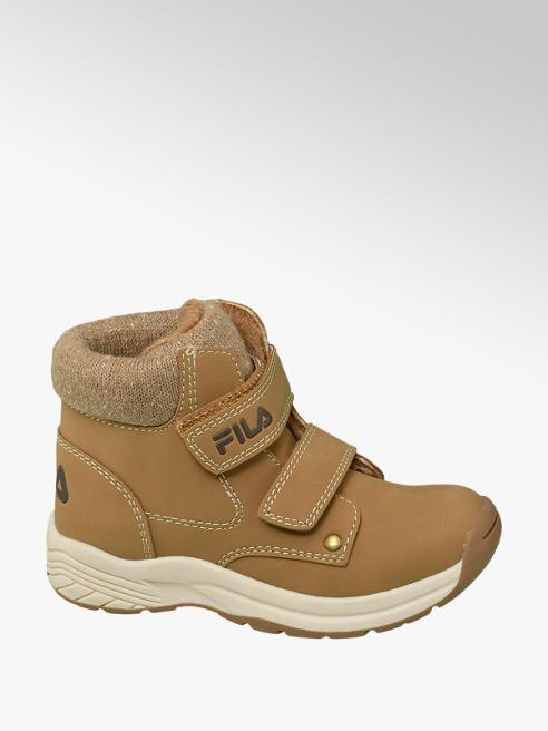 Fila Toddler Boy Beige Fila Twin Strap Ankle Boots