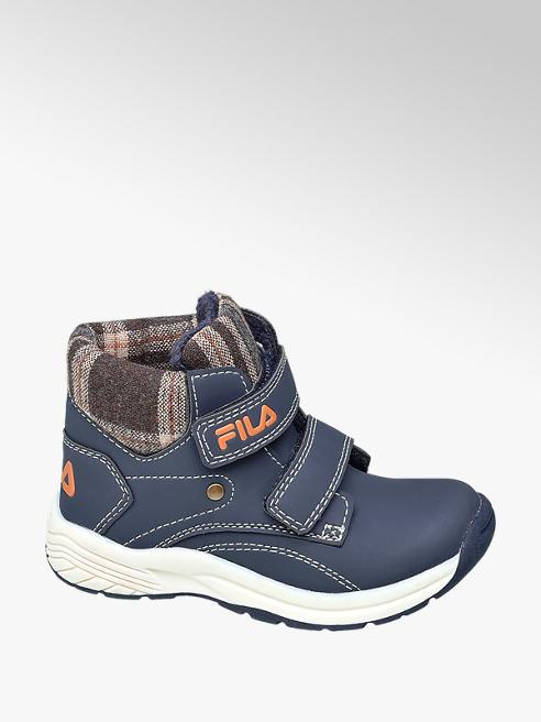 Fila Toddler Boys Navy Twin Strap Fila Boots