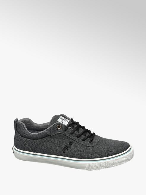 Fila Zwarte canvas sneakers
