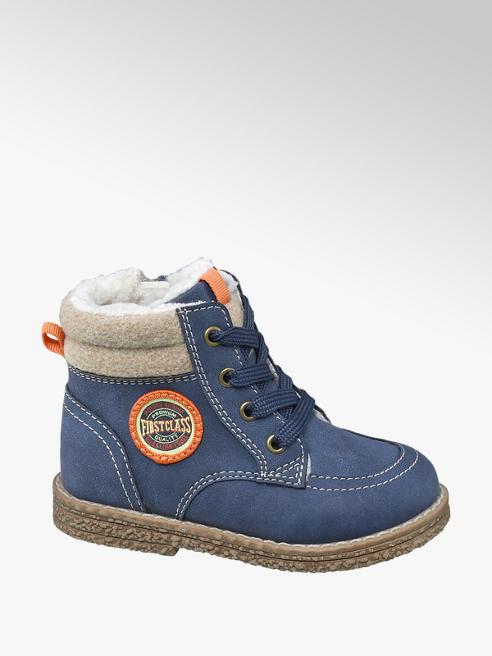 Bobbi-Shoes Fodrad känga