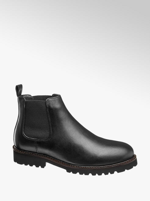 5th Avenue Forede Chelsea Læderboots