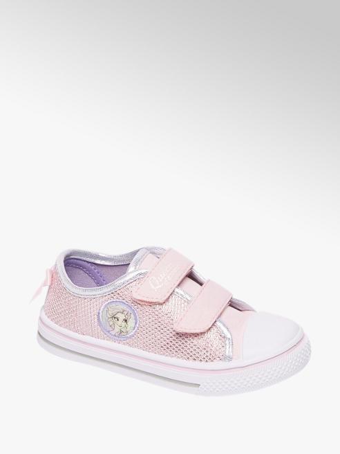 Frozen Roze sneaker glitters
