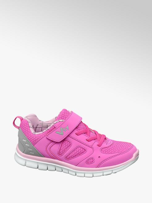 Vty Fukszia színű lány sneaker