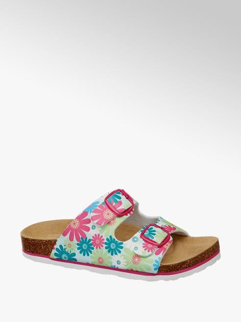 Graceland Floral Footbed Sandal