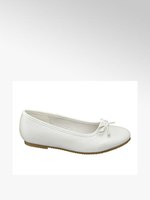 Graceland Ballerinas in Weiß
