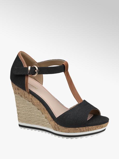 Graceland Dolgu Topuk Ayakkabı