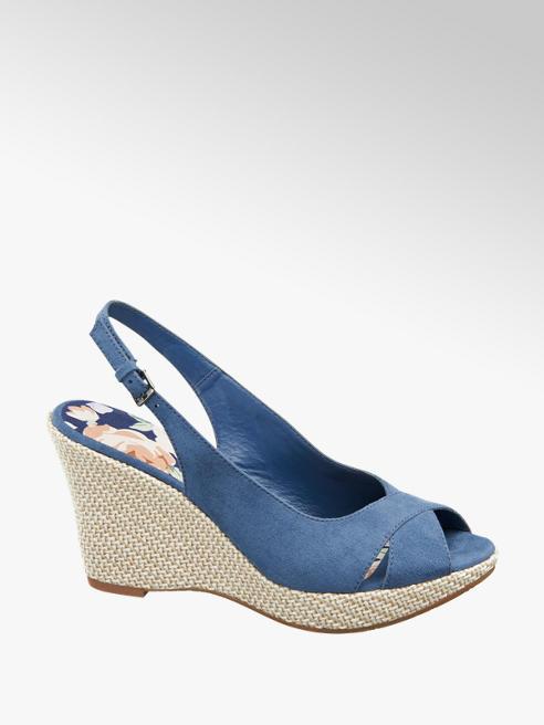 Graceland Espadril Dolgu Topuk Sandalet