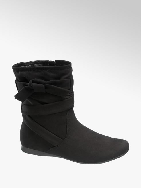 Graceland Boots in Veloursleder-Optik