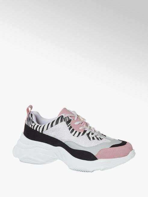 Graceland Chunky Sneakers in Weiß