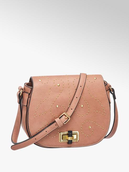 Graceland Stud Detail Cross Body Bag